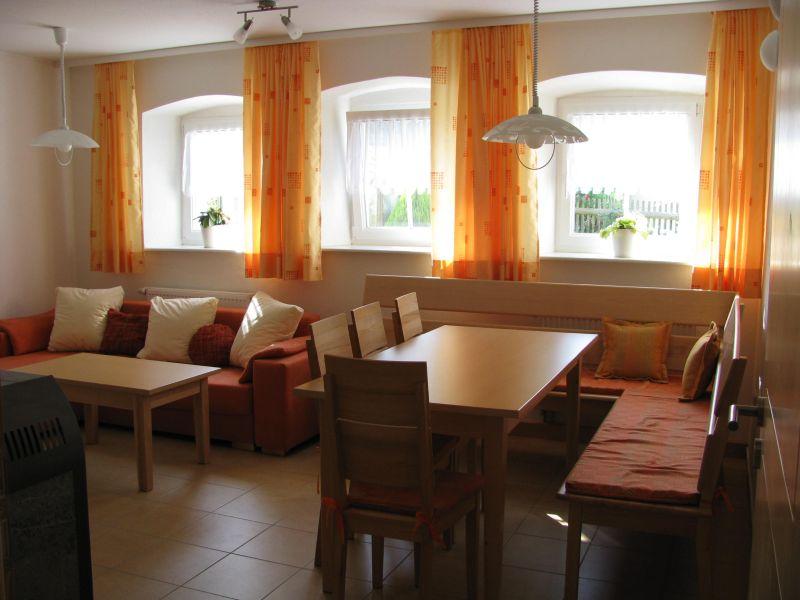 Wohnraum Erdgeschoss