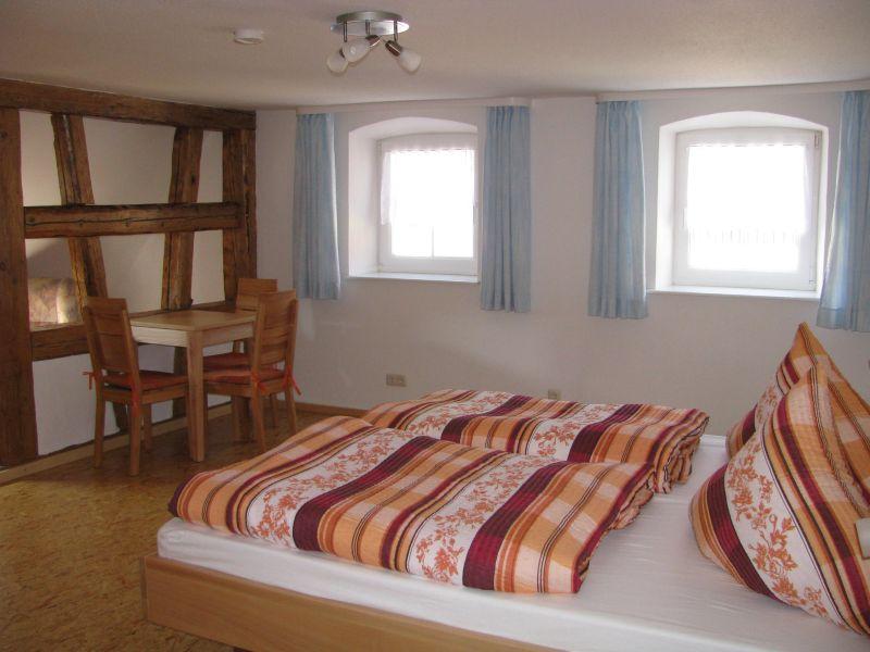 Betten Wohnung Dachgeschoss