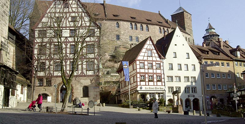Altstadt Nürnberg